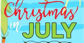 Christmas in July Craft Show